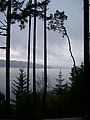 Hood Canal Weekend View From Cabin (Photo by Lars)
