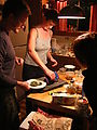 Cooked Oysters - Lars - Laura - Nory