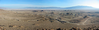 Trona Pinnacles - Panorama