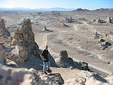 Trona Pinnacles - Geoff