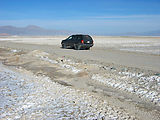 Searles Lake - Salt Flats