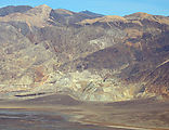 Panamint Valley - Strip Mine