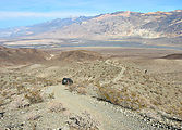 Panamint Valley - Trail