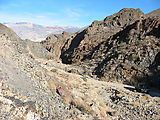 Panamint Valley - Fish Canyon