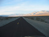 Panamint Valley - North End - Road