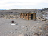 Saline Valley Road - Shack