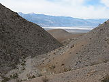 Death Valley - Ubehebe Road - Lippincott Road