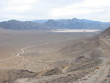 Death Valley - Racetrack Valley - From North