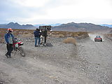 Death Valley - Teakettle Junction - Dune Buggy