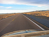 Nevada - Driving 95 - North