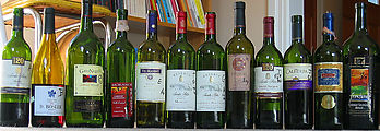 Chilean Wine Bottles