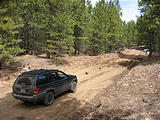 Colockum Pass - Jeep