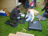 Kevin - Lars - Assembling Outdoor Fireplace