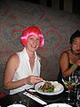 Laura - In Pink Wig - Nory (Photo by Liz)