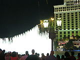 Saturday - Bellagio - Water Show