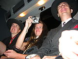 Inside Bus - Erika - Wags - Kevin