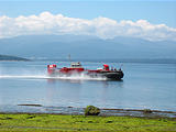 Valdes Island - A Hovercraft Went Zooming By