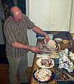 Garwood - Carving Turkey