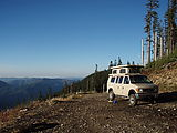Huckleberry Ridge - Sportsmobile