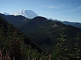 Huckleberry Ridge - Rainier
