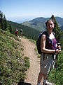 Mount Townsend Hike - Suzanne