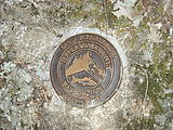 Mount Townsend Hike - Marker