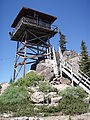 Deschutes National Forest - Odell Butte - Lookout Tower