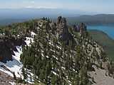 Deschutes National Forest - Newberry Crater - Paulina Peak