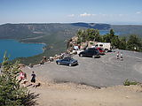 Deschutes National Forest - Newberry Crater - Paulina Peak - Parking - Sportsmobile