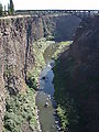 Crooked River Gorge - Bridge