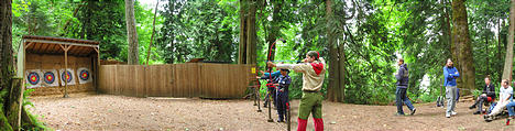 Archery - Candace - Sharon - Shuey - Scott - Russ - Barry - Suzanne - Lars
