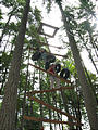 High Ropes Course - Laura - Heater
