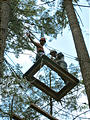 High Ropes Course - Geoff - Elan