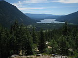 Lake Wenatchee - From Viewpoint