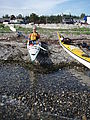 Kayaking Lummi Island - In Geoff - Geoff