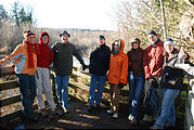 Thaler Wetlands Park - Suzanne - Laura - Lars - Tim - Leah - Amy - Mark - Heater (Sunday 12/30/2007 2:52 PM)