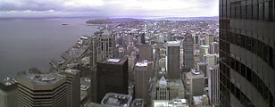 Top of Columbia Tower