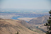 Colockum Pass - Columbia River