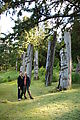 Anthony Island - Ninstints - SGang Gwaay - Native Ruins - Totem Poles