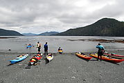 Gordon Islands - Kayaking