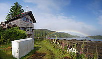 Rose Harbour - Rainbow - Goetz's House