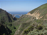 California Coast - Bridge