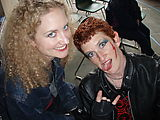 Rat City Rollergirls - Liz - Laura