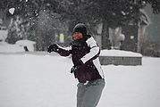 P2KEV - Snowball Fight - Cal Anderson Park - 10