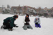 Snowball Fight - Cal Anderson Park - 14