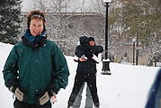 Snowball Fight - Cal Anderson Park - 60