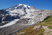 Mount Rainier National Park - Mt. Rainier
