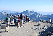 Mount Rainier National Park - Mt. Adams