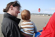 Beach - Kite - Rob - Keston