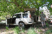 Quilomene - Branch Crash - Rooftop Tent - Craig